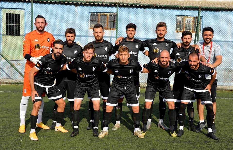 Bieksper Hacırahmanlıspor Şampiyon